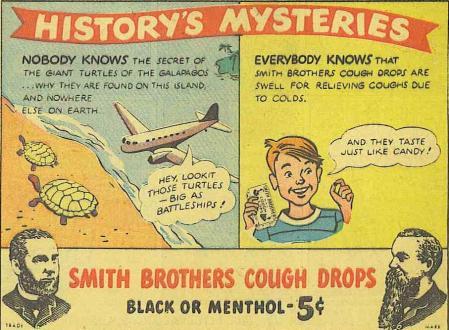 Got a cough? Then go get some cough drops