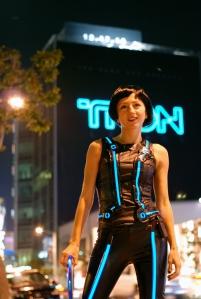 Tron Quorra Costume