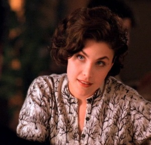 Audrey Horne Tree Blouse