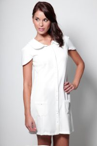 White Dress from Boohoo
