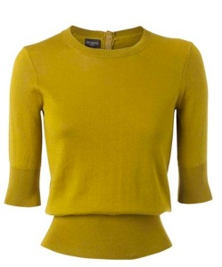 Fitted Sweater from Hobbs