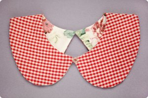 Reversible Peter Pan Collar