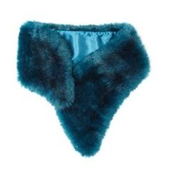 Accessorize Faux Fur Tippet