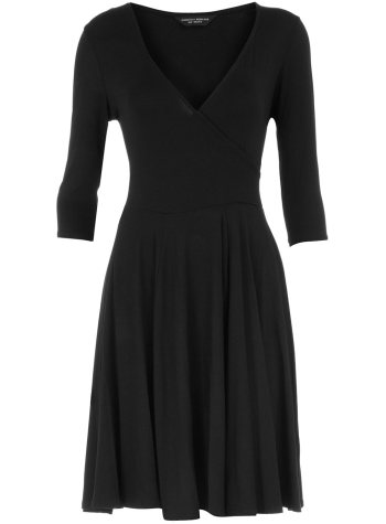 Black Wrap Dress Dorothy Perkins