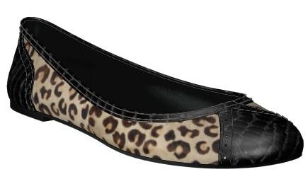 Flat ballet shoe - Shoes of Prey