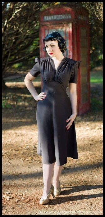 Mary Dress from Heyday