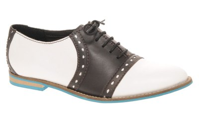 Saddle shoes from ASOS