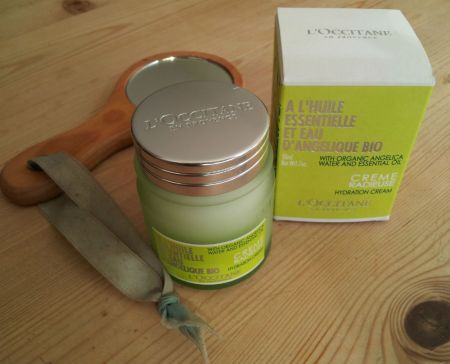 Face Cream from L'Occitane