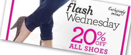 Flash Sale from Dorothy Perkins