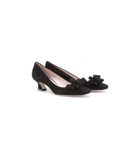 Miu Miu Bow Detail Pumps