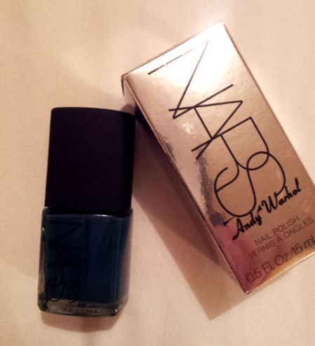 NARS Andy Warhol Box