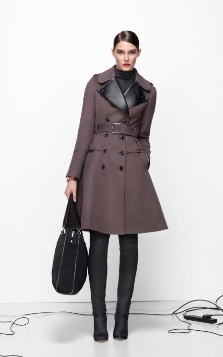 Karen Millen Miltary Coat