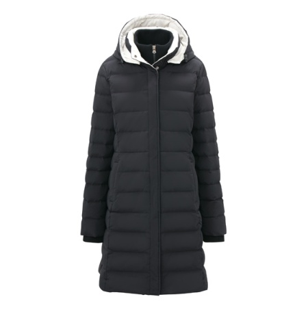 Uniqlo and Theory Down Coat