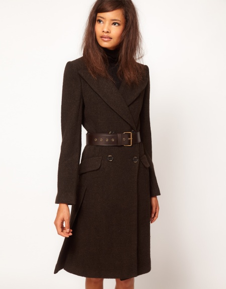 ASOS Military Inspired COat