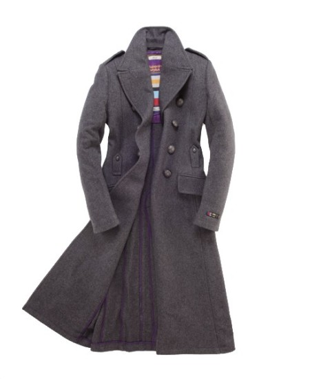 Superdry Officers Coat