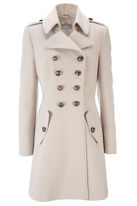 Wallis Military Coat
