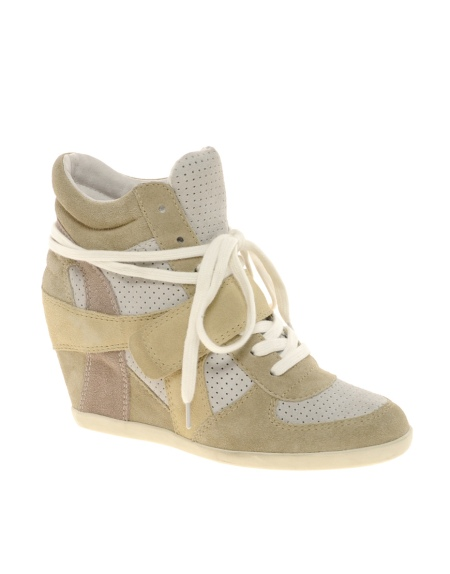 Ash Bowie Colourblend Hi Top Trainers