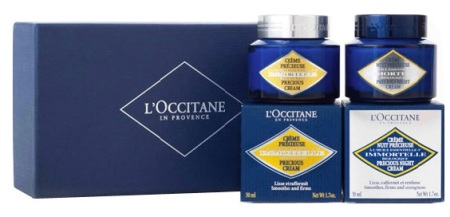 L'Occitane Very Precious Face Creams
