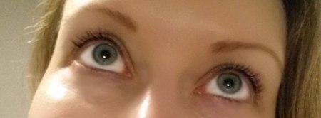 Eyelash Tint After