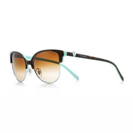 Tiffany Lock Cat Eye Sunglasses