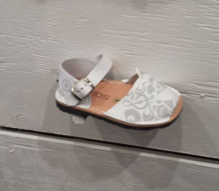 Tiny Solillas Sandal