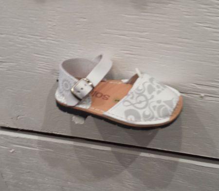 Tiny Solillas Sandal